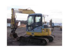 2004 KOMATSU PC78US-6E Excavato