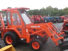 1997 KUBOTA L35 Backhoe loader