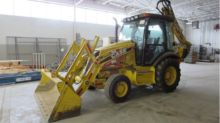 2008 CASE 580SM III Backhoe loa