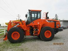 New 2016 Doosan DL30