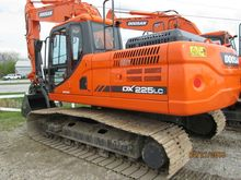 New 2016 Doosan DX22