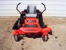 2016 GRAVELY ZTX52 Mower - zero