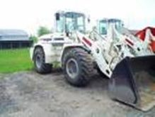 2005 TEREX SKL873 Wheel loaders