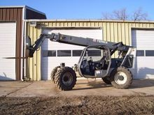 Used 2001 TEREX TH63