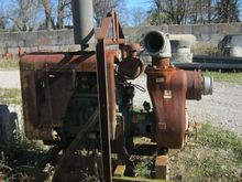 "GORMANRUPP 6"" Trash Pump Water"