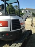 2015 Bobcat E35i T4 Excavators