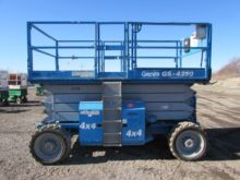 Used 2001 GENIE GS43