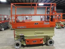 2007 JLG 2630ES Scissor lifts