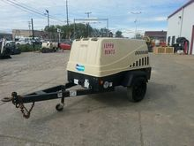 2012 INGERSOLL-RAND 185 CFM Air