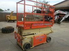 2012 JLG 1932RS Scissor lifts