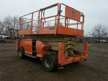 2008 JLG 4394RT Scissor lifts