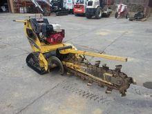 2011 VERMEER RTX100 Trenchers