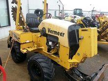 2010 VERMEER RT450 Trenchers