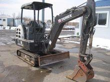 2011 TEREX TC29 Mini excavators