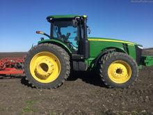 John Deere 8360R Tractors