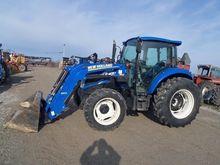 2013 NEW HOLLAND T4.75 Tractors
