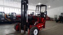2005 Moffett M5500 Forklifts