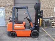 1990 KALMAR C50BPS Forklifts