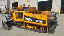 2015 Leeboy 8616B Asphalt Paver