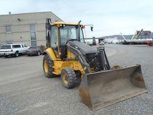 2012 VOLVO BL60B Backhoe loader