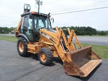 2009 CASE 580SM Backhoe loader