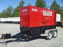 2011 BALDOR TS175 Generators
