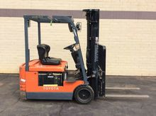 1998 Toyota 5FBE15 Forklifts