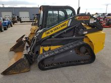 2013 New Holland C232 Skid stee