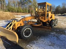 1962 GALION 503 Motor graders