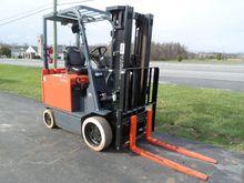 2009 TOYOTA 7FBCHU25 Forklifts