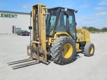 2007 HARLO HP8500 Forklifts