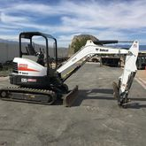 2012 Bobcat E35 (Long Arm Optio