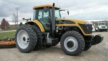 2007 CHALLENGER MT665B Tractors