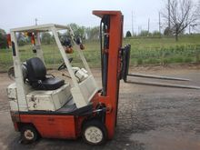 NISSAN KCPH01A15PV Forklifts