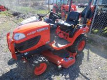 2013 KUBOTA BX2360V Tractors
