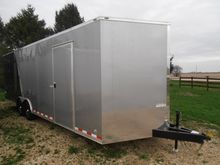 2016 BRAVO Trailer Car hauler