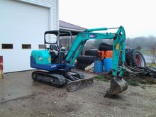 2008 IHI 35n Mini excavators