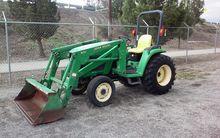 JOHN DEERE 4300 Tractors