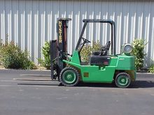 1989 HYSTER H50XM Forklifts