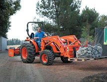 New 2016 Kubota MX58