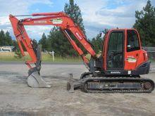 2007 KUBOTA KX080-3 Excavators