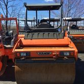 Used 2005 Hamm HD110