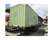 A PLUS 20' Shipping Container S