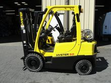 Used 2011 HYSTER H50