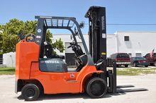 2009 TOYOTA 7FGCU45BCS Forklift