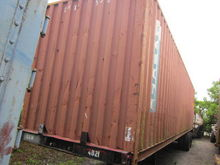 A PLUS 40' Standard Cargo/Shipp