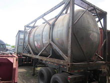 HUBER ISO/FUEL Storage Tank Fue