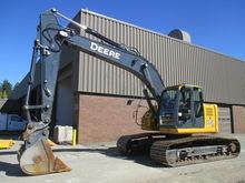 2013 John Deere 225d Lc Excavat