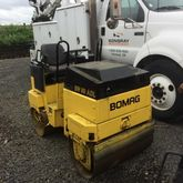 1997 BOMAG BW90 Smooth drum