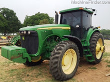 2004 JOHN DEERE 8220 Row crop h